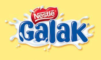 GALAK®, la première tablette de chocolat blanc en France.